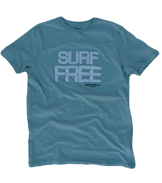 Remera Surf Free
